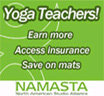 Yoga Information for Yoga Teachers