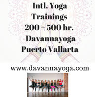 Yoga Teacher Training in Mexico