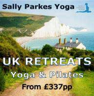 UK Yoga and Pilates