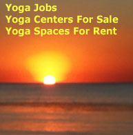 Yoga Jobs and Spaces