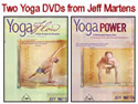 YogaPower DVD with Jeff Martens