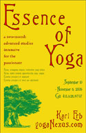 Essence of Yoga - studioNexus