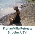 Florian Villa Yoga Retreats - St. John,  USVI
