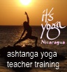 Ashtanga Yoga Teacher Training Intensive