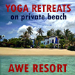 Awe Resort: Living Yoga